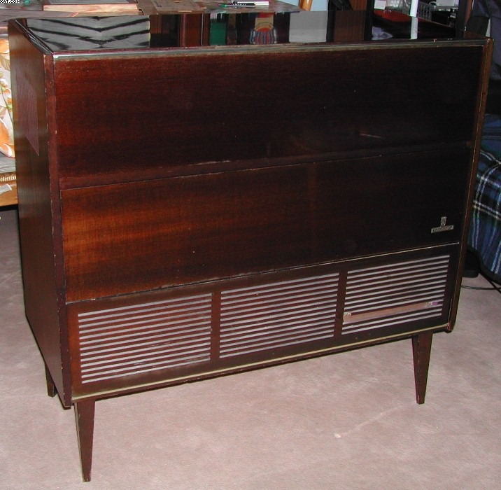 grundig meuble stereo avec tourne disque to pin on pinterest pictures. Black Bedroom Furniture Sets. Home Design Ideas